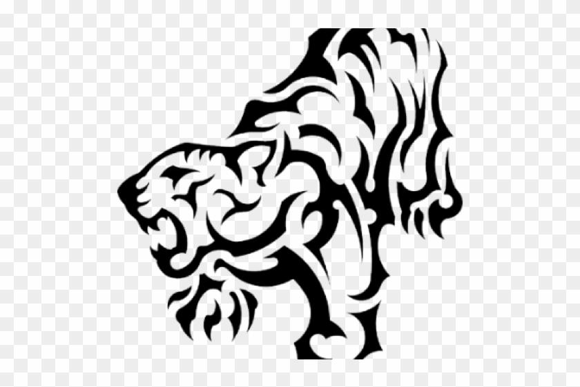 674839df7 Tiger Tattoos Clipart Bible - Tiger Tattoo Transparent Background ...
