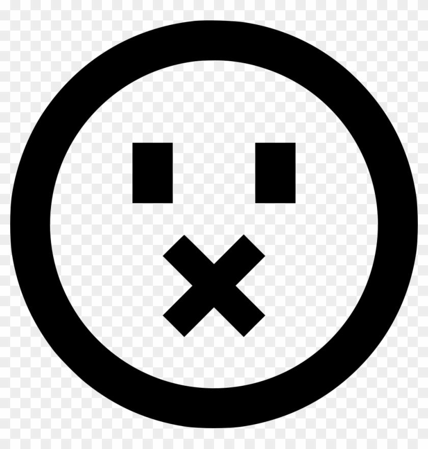 Silence Svg Png Icon Free Download - Kosher Symbol #1765543