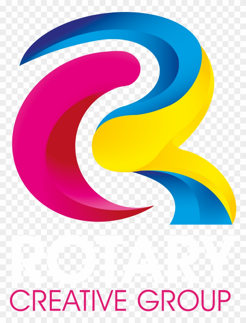 Rotary Name - Creative Logo Design - Free Transparent PNG Clipart