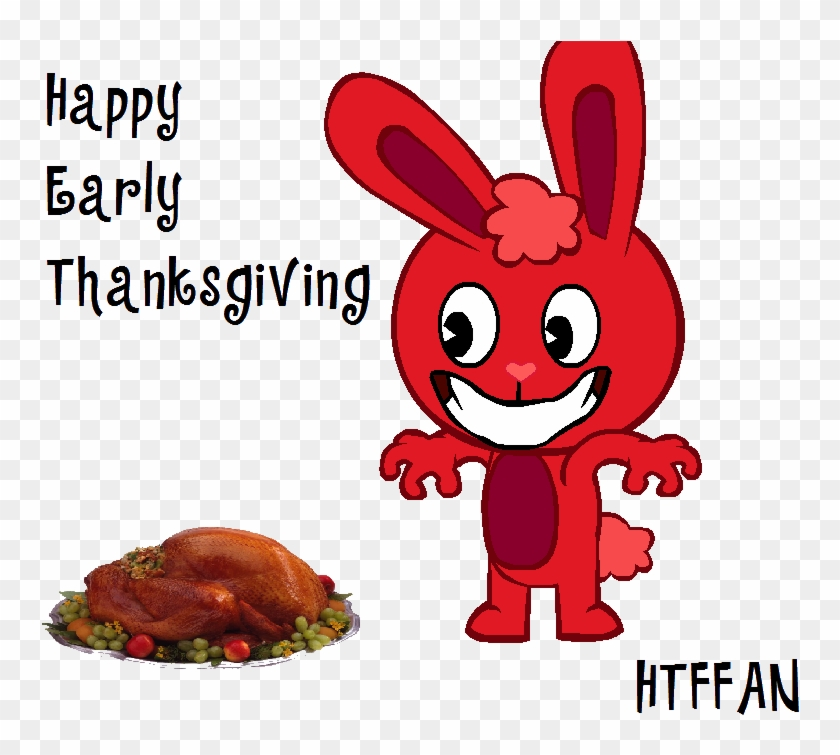 Happy Thanksgiving By Guddlesthebunny - Thanksgiving Day #268501