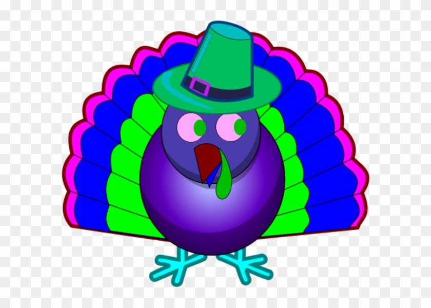 colorful turkey cliparts glückliche erntedank postkarten die