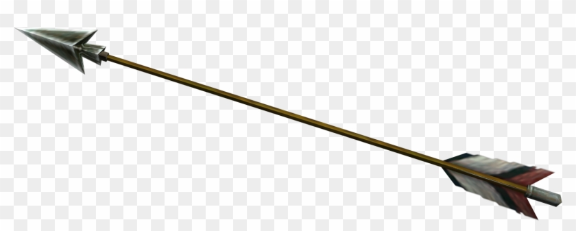Indian Arrow Clip Art - Bow And Arrow Png #268823