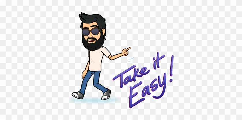Now It Would Be Great If Y'all Could Help Me Out By - Bitmoji Let's Do Lunch #268949