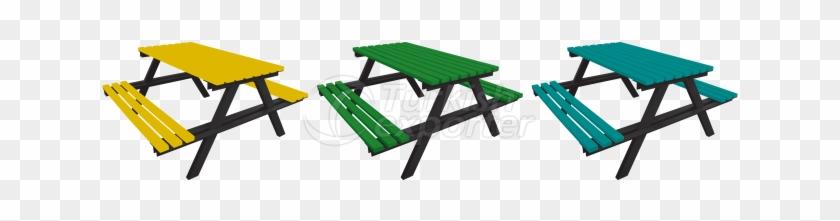 Picnic Table - Picnic Table #269426