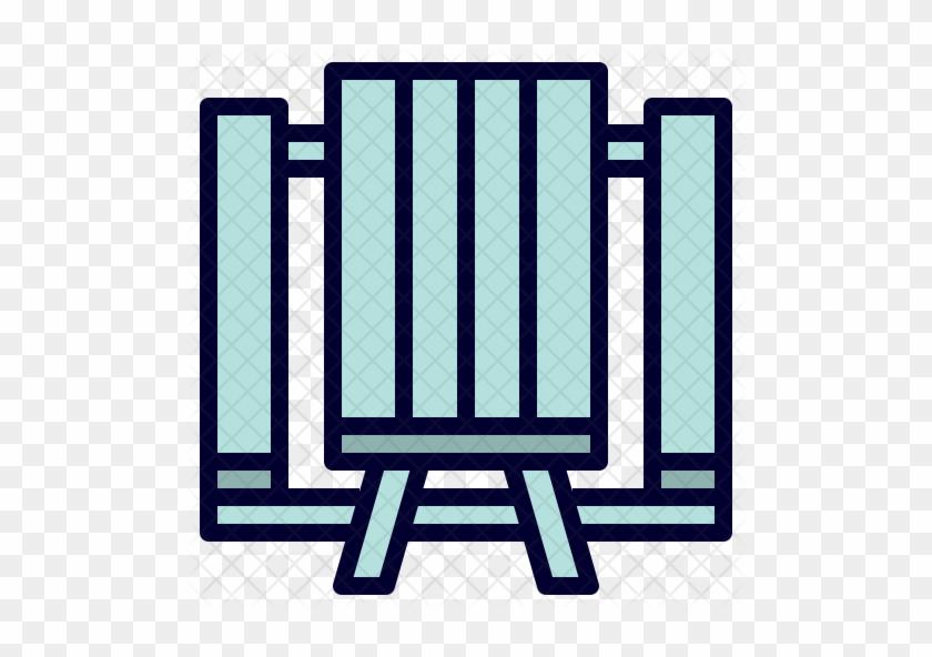 Picnic Table Icon - Picnic #269429
