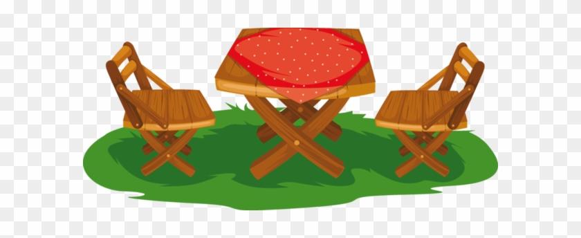 Rectangular Tables - Garden Furniture #269440