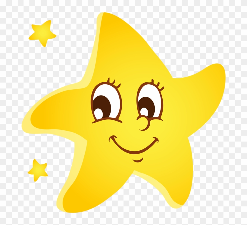 Sun Moon Stars - Star Clipart - Free Transparent PNG Clipart Images Download