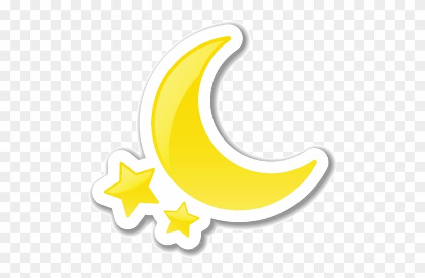 Cartoon Moon Clipart