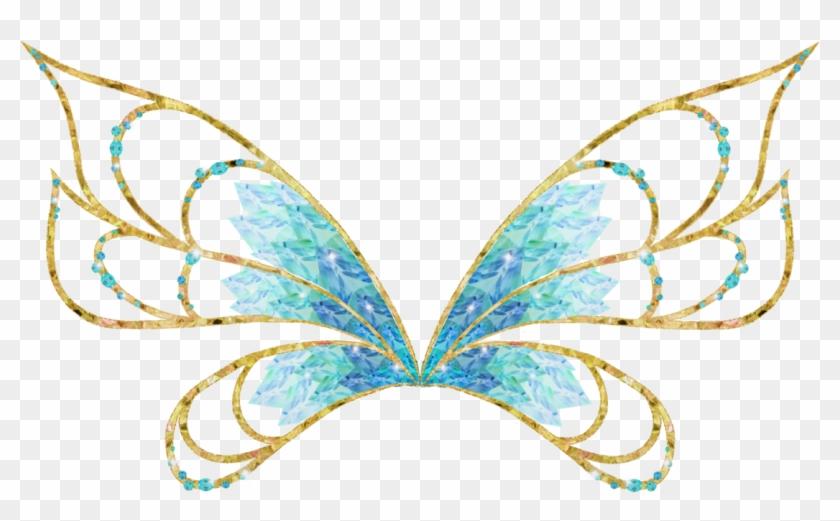 Angelicwinx 10 4 Tynix Wings - Swallowtail Butterfly #270053