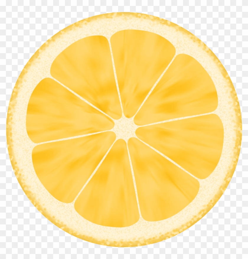 According To Ayurvedic Tradition, Starting Your Day - Transparent Background Lemon Png #270157