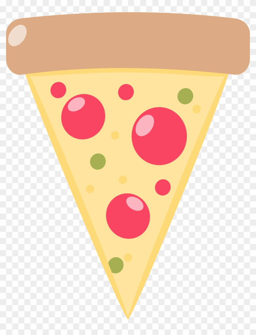 Big Image - Pizza Slice Pizza Clip Art #270296
