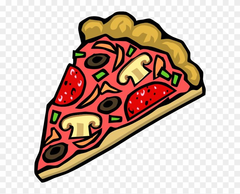Pizza Clipart Transparent Background #270354
