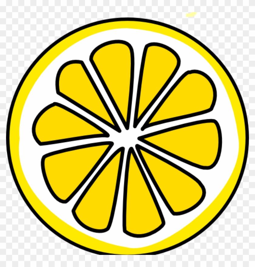 Lemon Slice Clip Art Lemon Slice Clip Art Clipartix - Lemon Slices Clipart Png #270650
