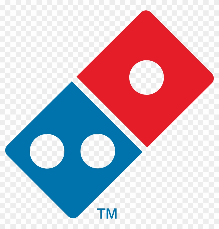 Domino's Vector - Dominos Pizza Logo Png #270664
