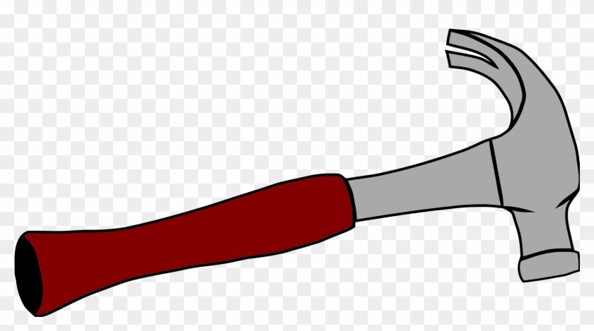 Nail And Hammer Clipart Kid - Hammer Clipart #44672