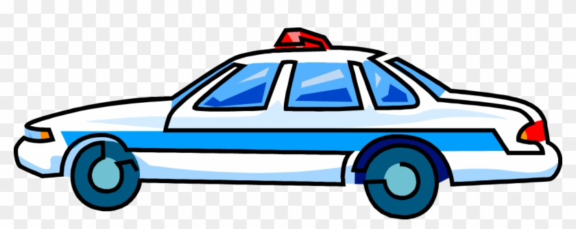 Police Car Clipart Top View - Police Car Clip Art #44745