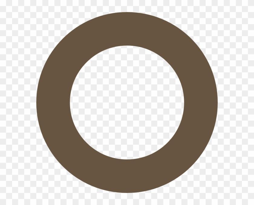 Circle Outline Svg Clip Arts 600 X 600 Px - Rainbow Ritchie Blackmore's Rainbow #44795