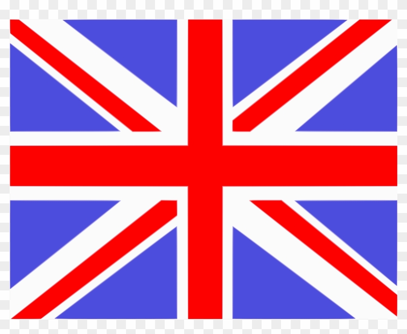 British Flag Clipart Transparent - British Flag Small Size #45234