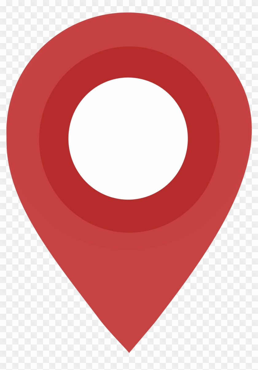 Icon Map Pin - Google Maps Icons Png #45557