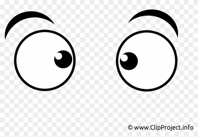 Auge Clipart Kostenlos - Augen Clipart #45619