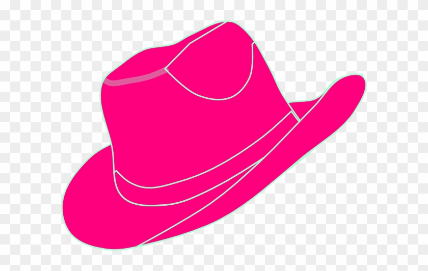 Cowboy Hat Clip Art Free Vector For Download About - Cowgirl Hat Clipart #45640