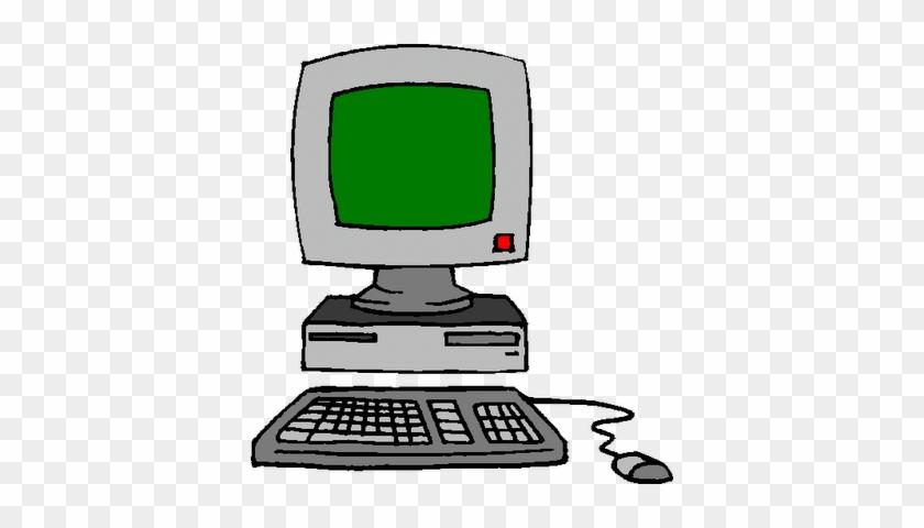 Computer Clip Art - Computer Clip Art Free #45653