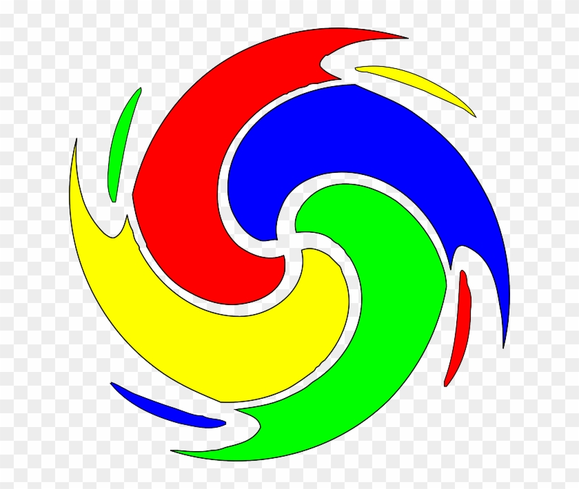 Colors Spiral, Swirl, Vortex, Colors - Spiral Images Clip Art #46018