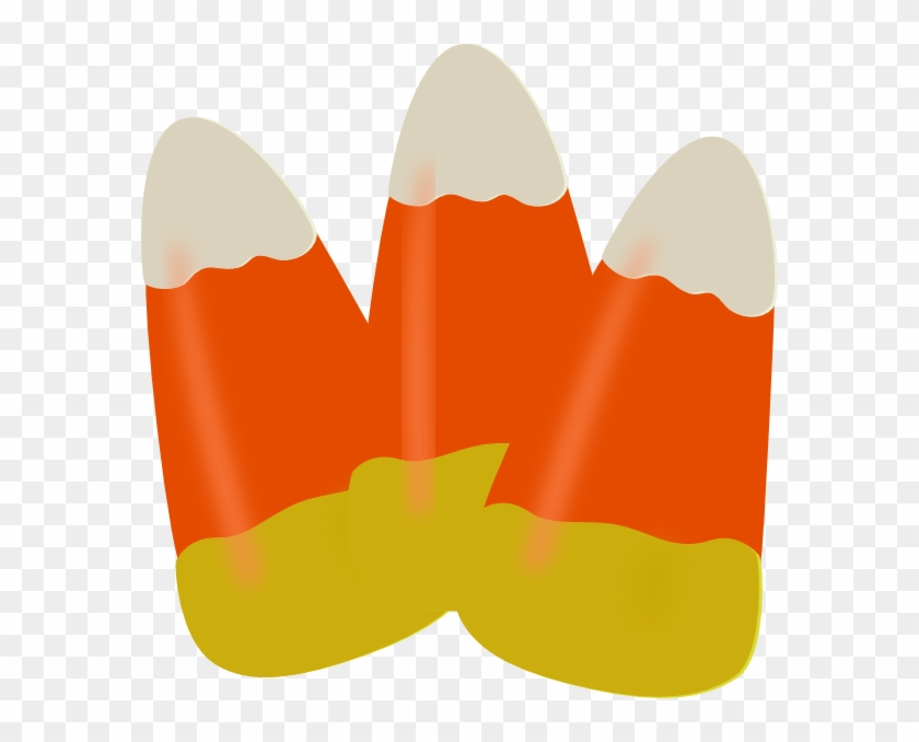 Halloween Candy Corn Clipart - Candy Corn Clipart Png #46237