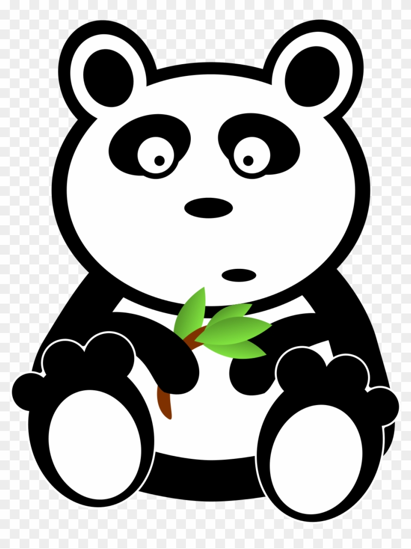 More From My Site - Clipart Panda Black And White #46272