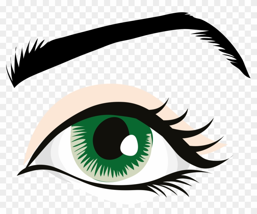 Human Eye Clip Art Eye Clip Art At Clker Vector Clip - Human Eye Clip Art #46442