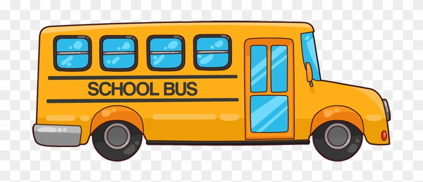 Free To Use Public Domain School Clip Art - School Bus #46476