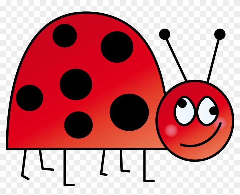 Clip Art - Ladybug #46585