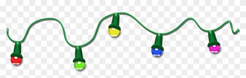 Free Clipart Christmas Lights - Xmas Lights Gif Animated #46769