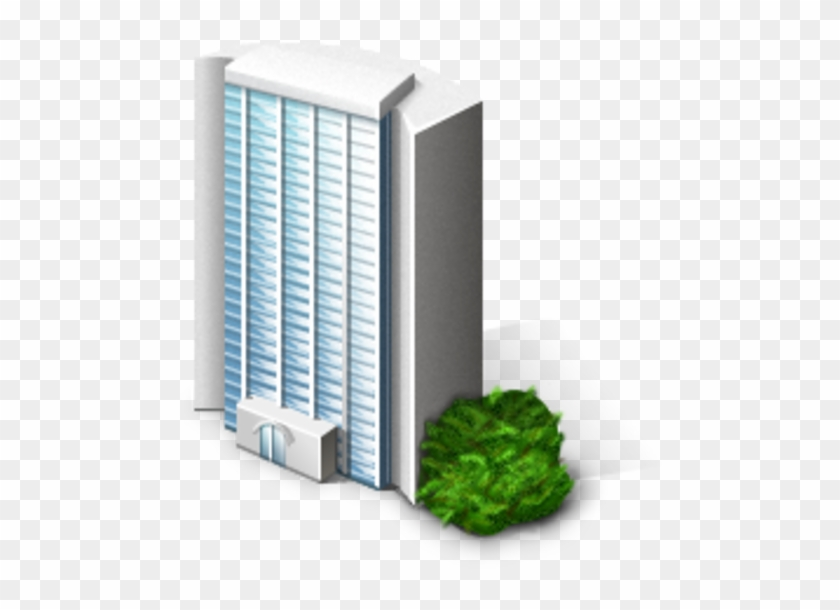 Office Building Icon #46980