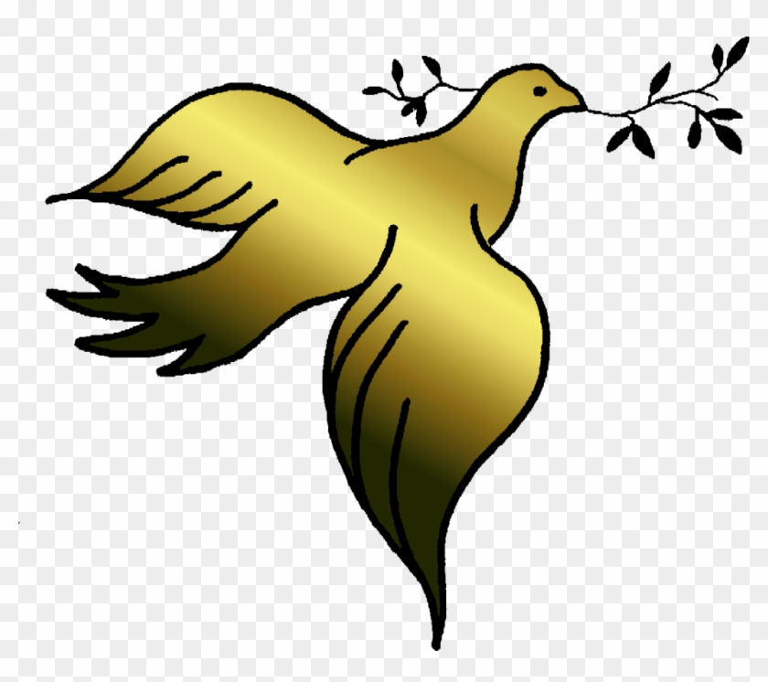 Dove Beauty Images - Gold Dove Clipart #47130