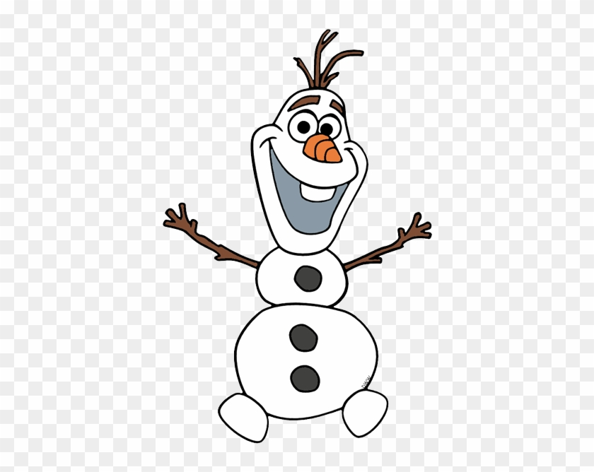 Share To Facebook Share To Twitter Share To Flipboard - Disney Frozen Olaf Snuggle Pillow #47226