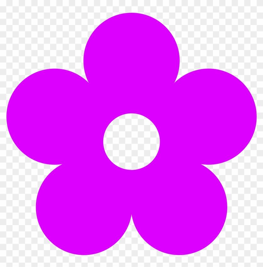 Clipart Info - Flower Violet Clip Art #47630