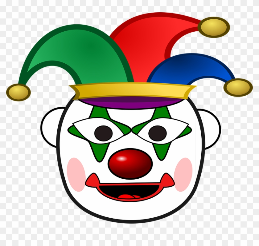 Wondrous Clown Clipart Free To Use Public Domain Clip - Clown Clipart Public Domain #47938