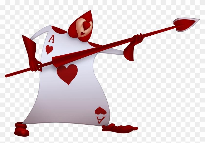Pai - Alice In Wonderland Card Soldiers #47959