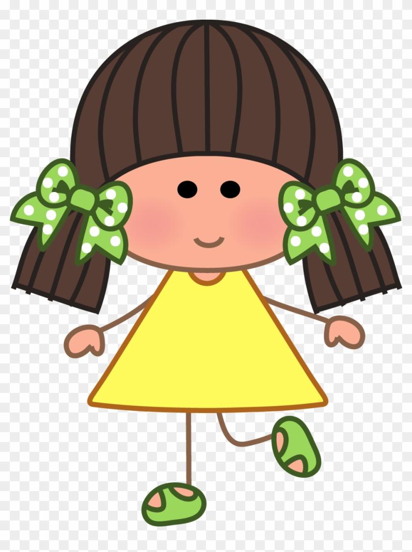 Nena - Desenhos De Meninos E Meninas Coloridos #47958