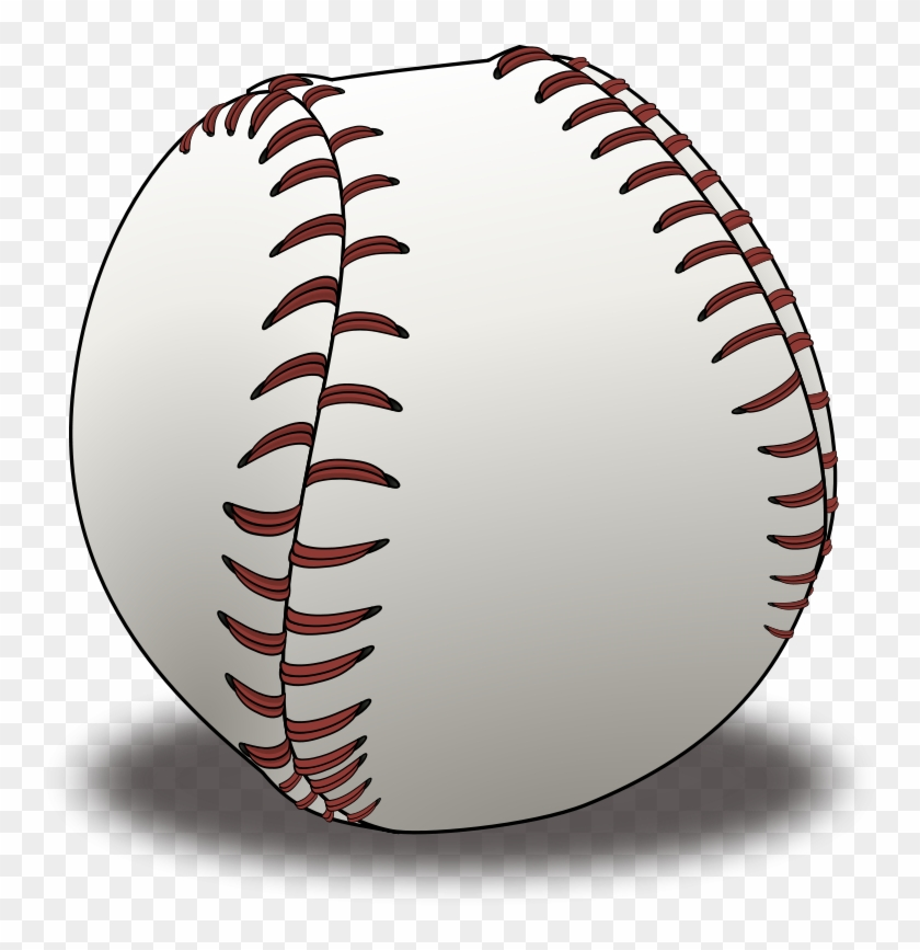 Public Domain Clip Art Free For Commercial Use - Baseball Transparent Background Clipart #47975