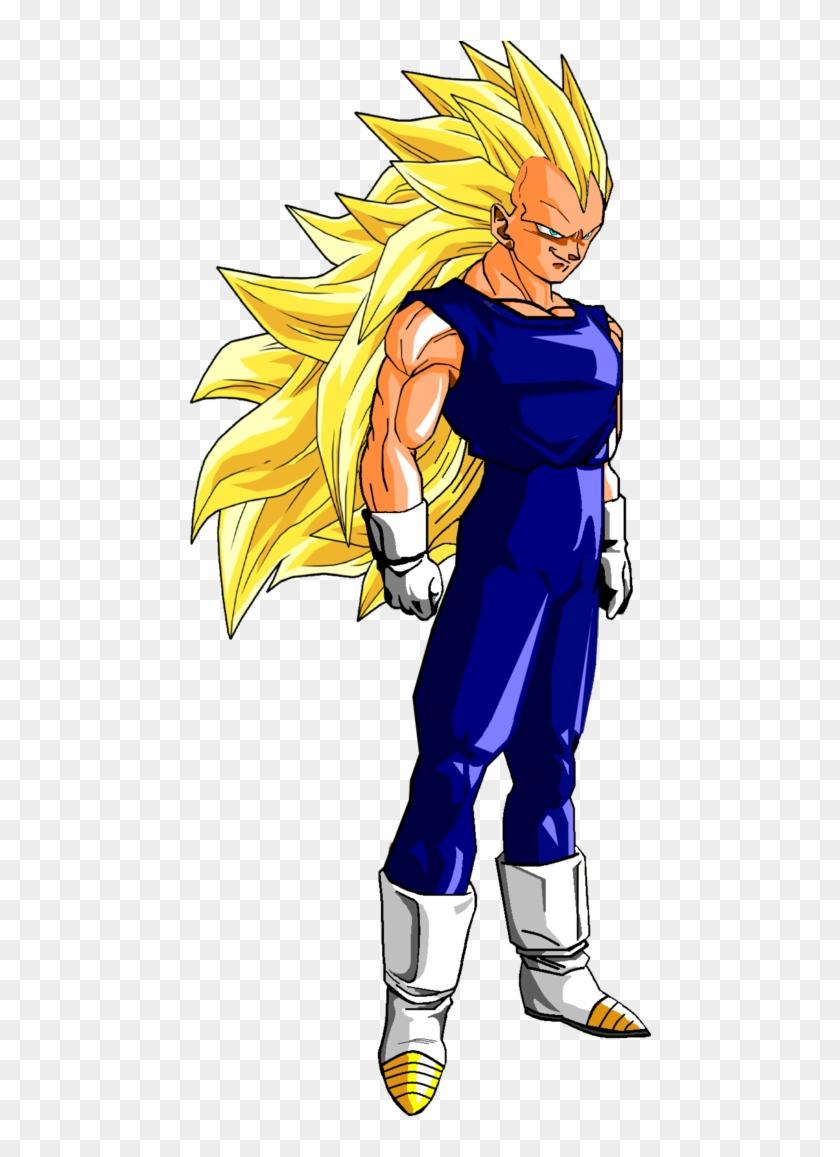 Super Saiyan 3 Vegeta Dragon Ball Z Dragon Ball Z Vegeta Ssj3