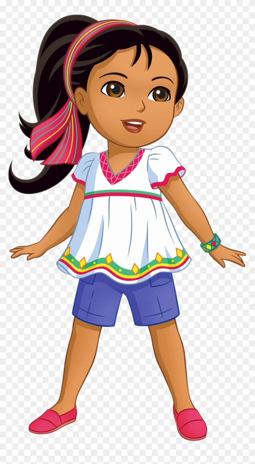 Naiya Dora And Friends - Dora And Friends Into The City Naiya #48071