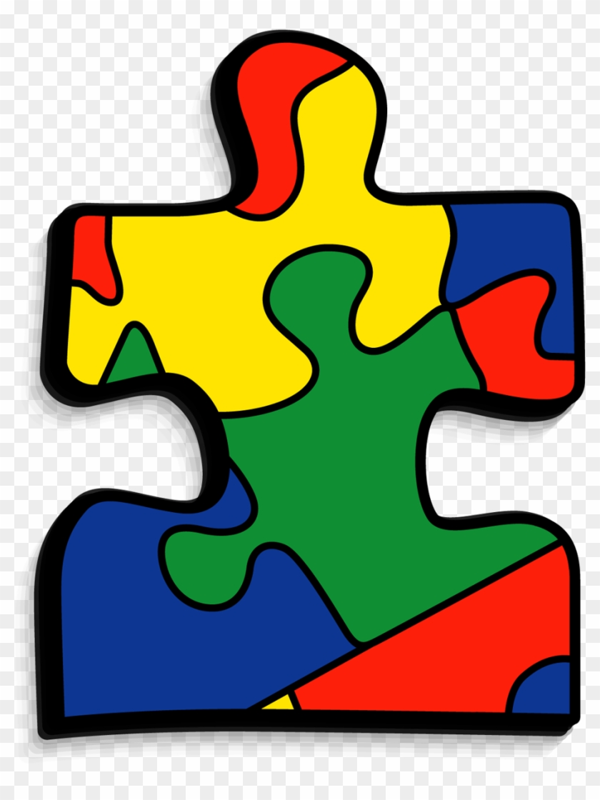 Puzzle Clipart Autistic Autism Awareness Puzzle Piece Free