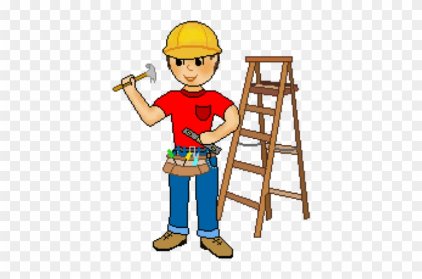 Construction Clipart - Construction Worker Clipart Png #48118