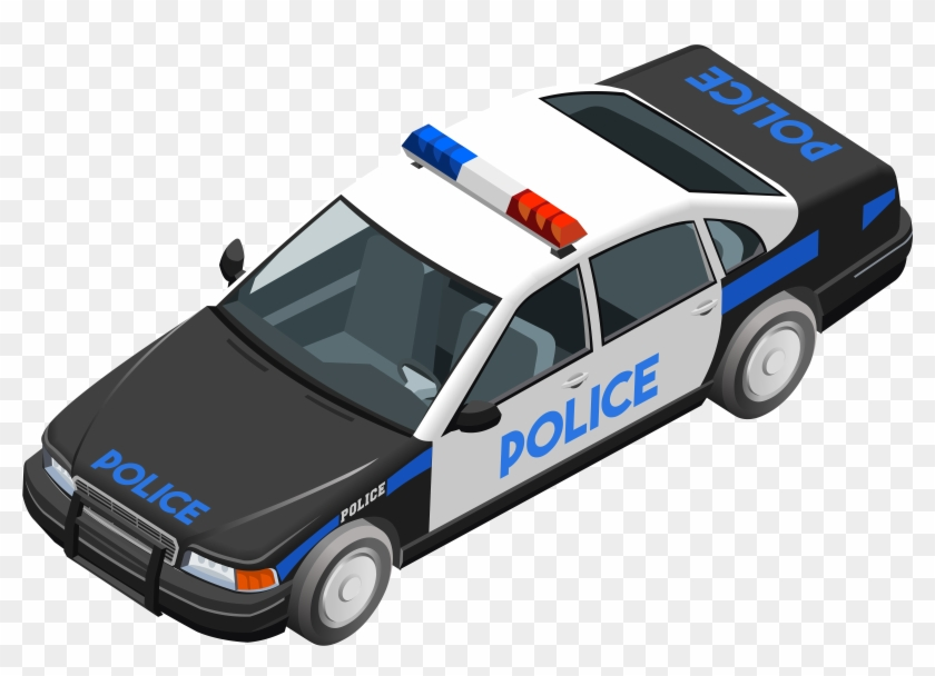 Police Car Clip Art Image Is Available For Free Download Police