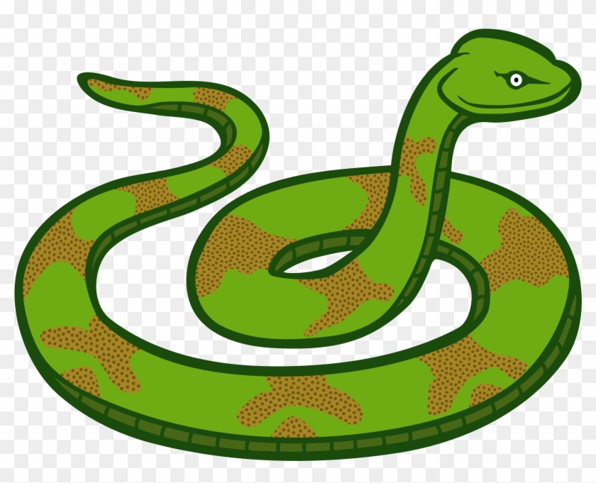 Clipart Snake Cartoon Snakes Clip Art Page 2 Snake - Snake Clipart #48385