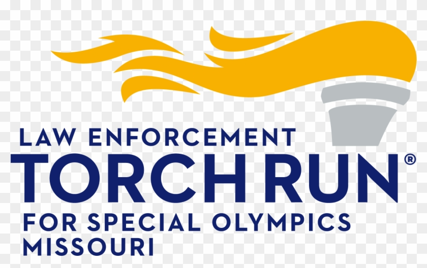 Torch Clipart Special Olympics - Law Enforcement Torch Run Florida #48498