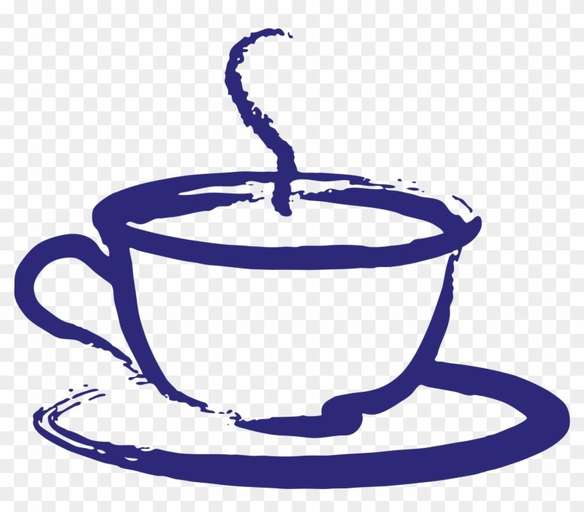 Open - Tea Cup Clip Art Png #48675