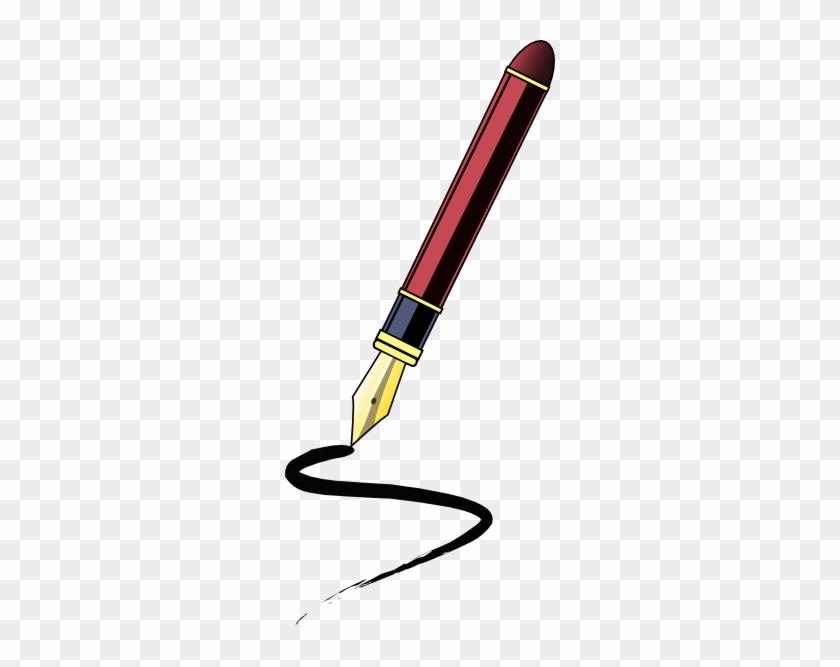 Ink Pen Clip Art Ink Pen Clipart Free Transparent Png Clipart